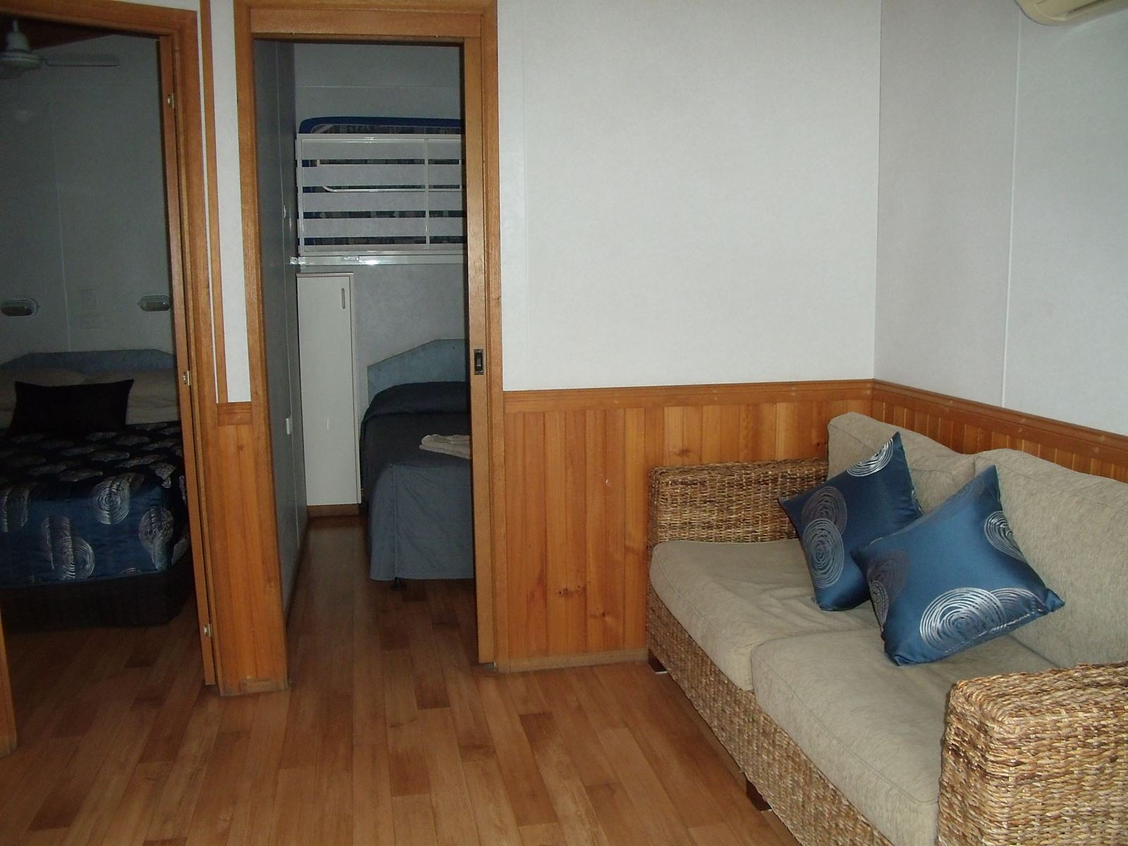 Deluxe 2br Cabin
